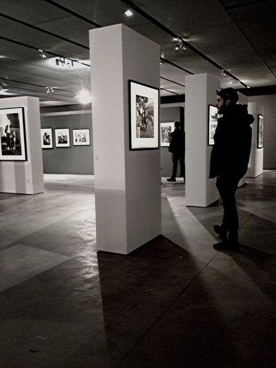 Blackandwhite Museum Photography