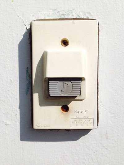 Connection Communication Technology Close-up Old-fashioned Single Object Electricity  Old Man Made Object Full Frame Buzzer Doorbell Doorbells
