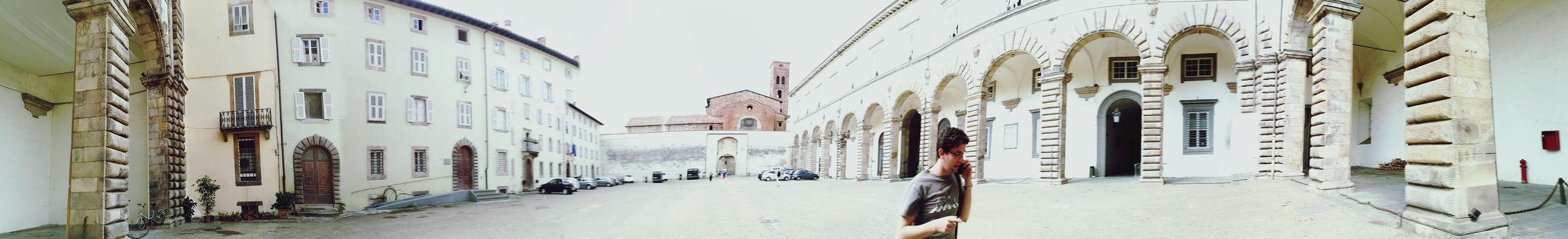 Lucca, Italy P.S Cherisheverymoment Panaromic View