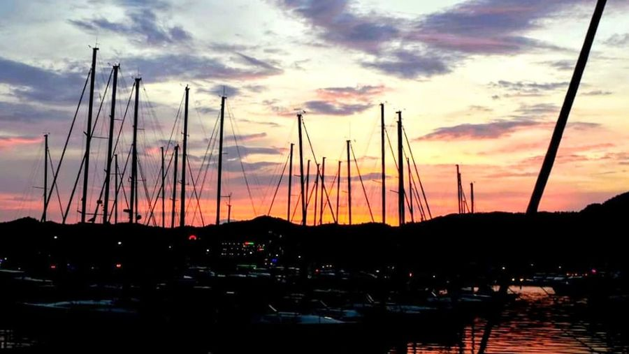 Sun Set Marina