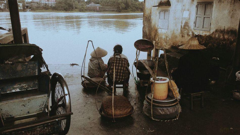 Streetphotography Streetlife Yellow Vietnam Zenfone6