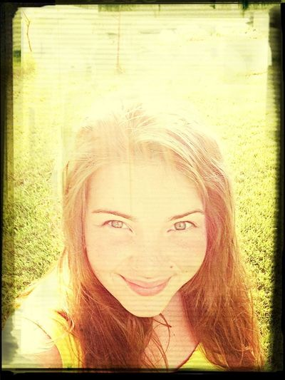 Lovin the sun!!! Selfportrait