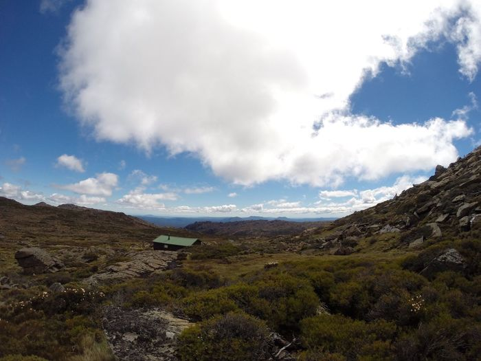 Tasmania Mountain Beauty In Nature Landscape Mountain House Gopro No Filter