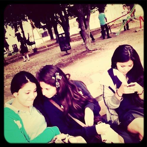 Mis mejores amigas❤! Las amo?.