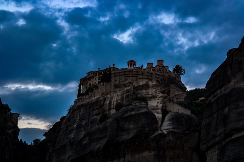 Meteora Meteora Monasteries Day Cloud - Sky Live For The Story Sky Summer Afternoon Photography Beauty In Nature Nature Streetphotography Photooftheweek PhotographyIsMyPassion Photography Moment  Photographyislifee Photooftheday Photoeverywhere Photoeveryday EyeEmNewHere Canonphotography Place Of Heart The Great Outdoors - 2017 EyeEm Awards The Architect - 2017 EyeEm Awards Your Ticket To Europe