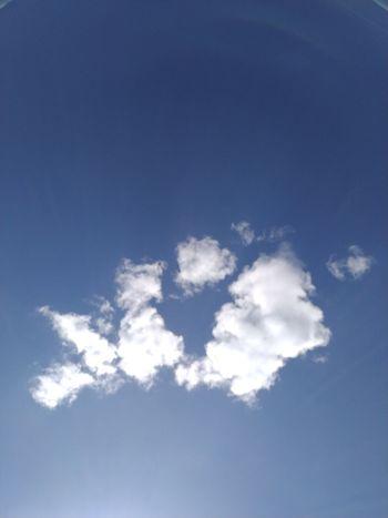 Blue Backgrounds Sky Only Sky Cloud - Sky