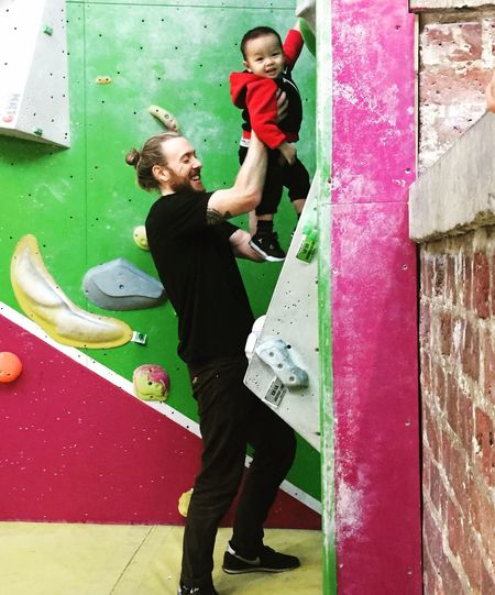 Climbing Climbing Baby Castle Climbing London Colourful Chinese Baby