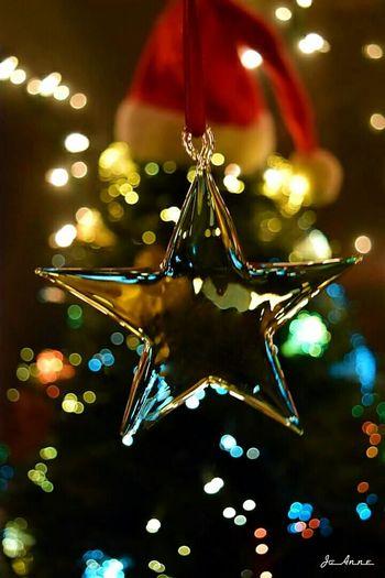 "Enjoying a Nice Quiet Christmas Eve;) ""PEACE be Everyone 🎄 Christmas Tree Christmas Lights Christmas Eve Colors Bokeh Lights Colorful Christmas Lights Make Everything Better Christmas Lights🎄🌌 Christmas Spirit Christmas Decorations"