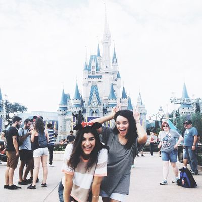 Disney DisneyWorld Castle RL&CO