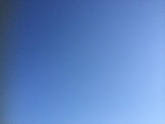 Sky(No processing