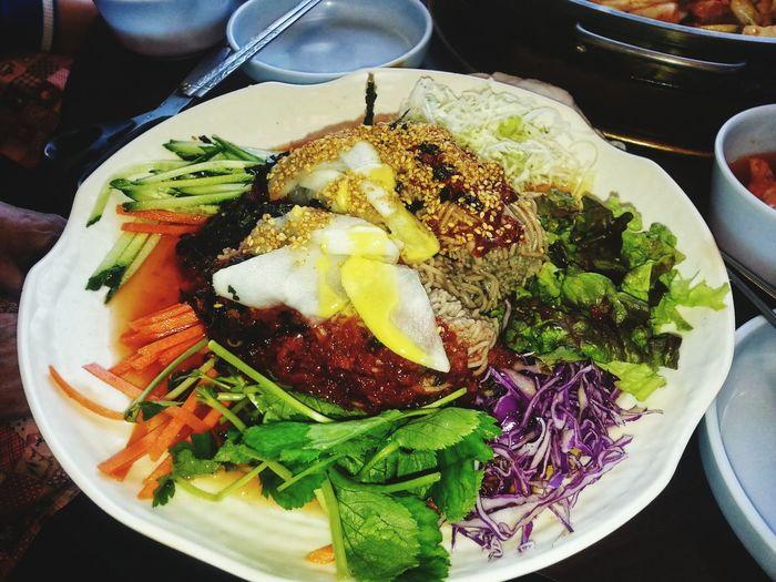 Korean Food Dalk Kalbi Korea Koreanstyle Chinchón