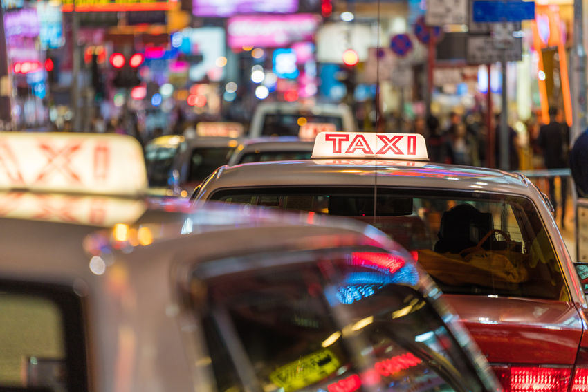 ASIA Asian  City HongKong Night Lights Nightphotography Service Shopping Sign Taxi Transportation Travel Car Chinese Crowd Crowded Crowed Hongkongphotography Mongkok Night Nightlife