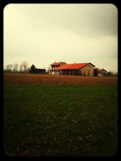 La mia casa in campagna! :)