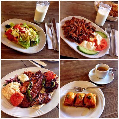 Türkischer After Trekking Lunch beim #tweetupIH