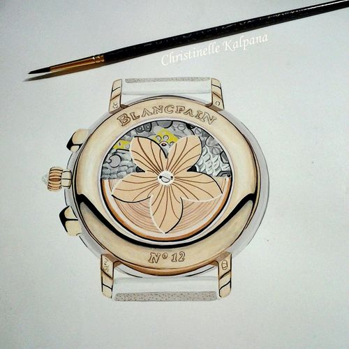 Blancpain Watch by me Art, Drawing, Creativity My Drawing DrawSomething Artgallery ArtWork Artphoto Artistic Photo Draw Drawings Artist