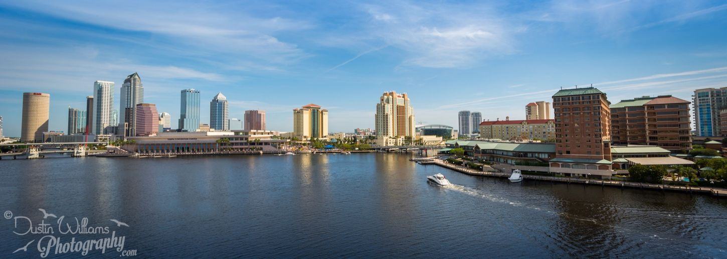 Hey guys! Here's a Tampa, FL panorama I forgot to post! Enjoy! Tampa Florida Panorama