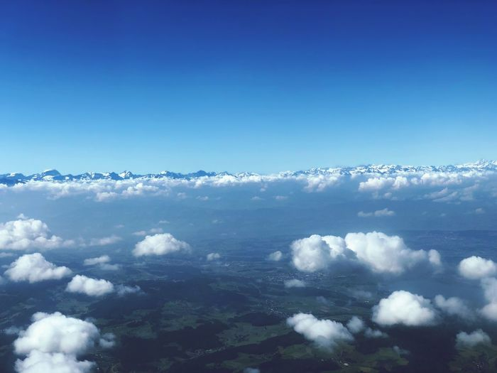 Mountians Mountain Hills Switzerland Zürich Alps Alpine Sky Blue Beauty In Nature Cloud - Sky Tranquility Tranquil Scene Scenics - Nature Day Nature No People Idyllic Winter Cold Temperature White Color Environment