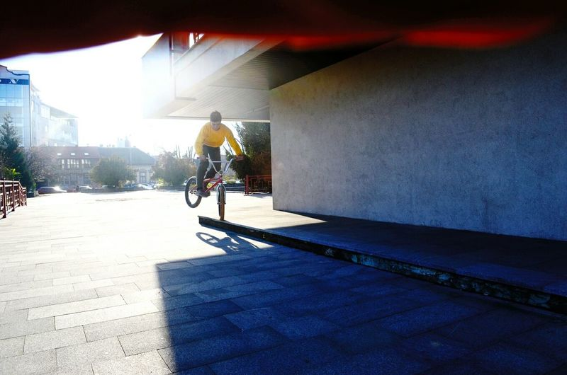 Bmx  Streetphotography Actionphotography Trick  Friend