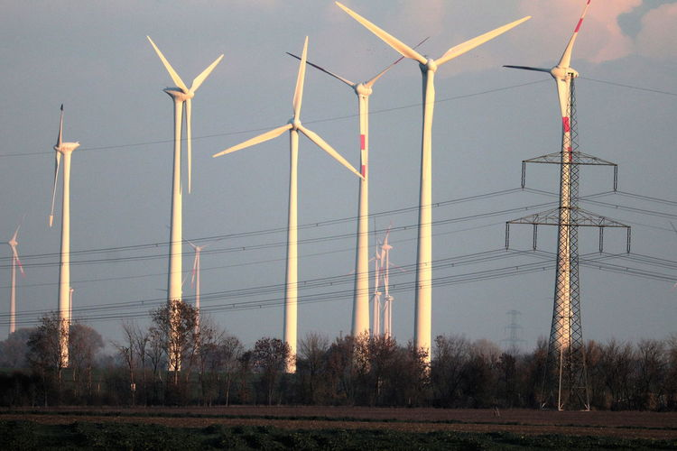 Windpark Nauen