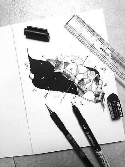 Just a simple Design . . . Perspective Calligraphy Shirt Good WOW Blackandwhite Photography Creation Art, Drawing, Creativity Blackandwhite INDONESIA Design ArtWork Painting Art Shirts Pen Detail