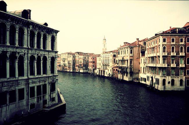 Venice Grand Canal Venice Italy Venice, Italy
