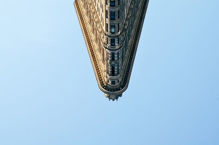 Amazing Architecture Architecture Building Exterior Copy Space Famous Place Flatiron Building I Love My City Seeing The Sights Minimalist Architecture