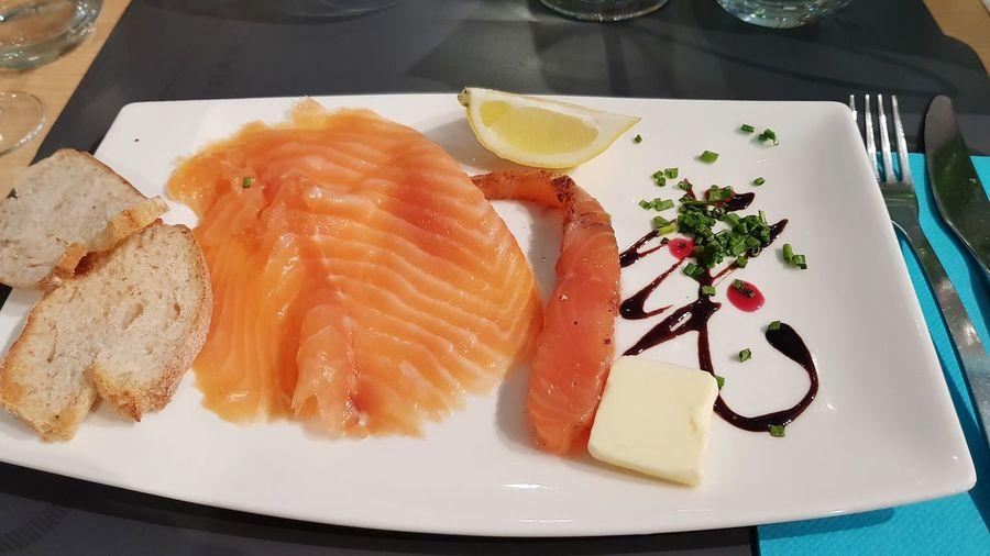 City Plate Comfort Food SLICE Savory Food Cultures Salmon Dish Salmon - Seafood First Eyeem Photo