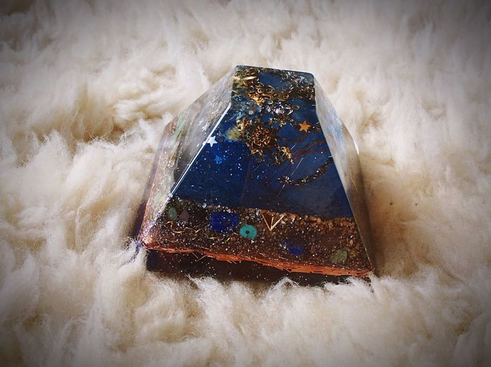 Pyramid Orgonite Orgon Orgonites Healingenergy Healingstones