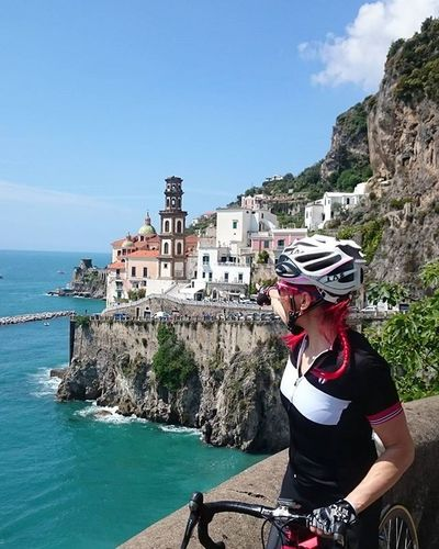 👿🌞expLoriNg suRReaL amaLfi coAsT🌞👿 Amalficoast Costieraamalfitana Visititalia Bellaitalia  Wu_italy Voglioitalia Ciclismo Sykling Cycling Womenonwheels Ridewithaview Bikegirl Ridelikeagirl Wilier Craftsportswear Stravacycling Stravaproveit Itwasworthit Sportaddict Ig_neverstopexploring Lifeisgood @mihamalus LOVES_BIKES Cyclingholiday Beauty IG_AMALFICOAST @b_a_c_k theeuropeancollective badassisbeautiful loves_italia mustsee fromwhereiride