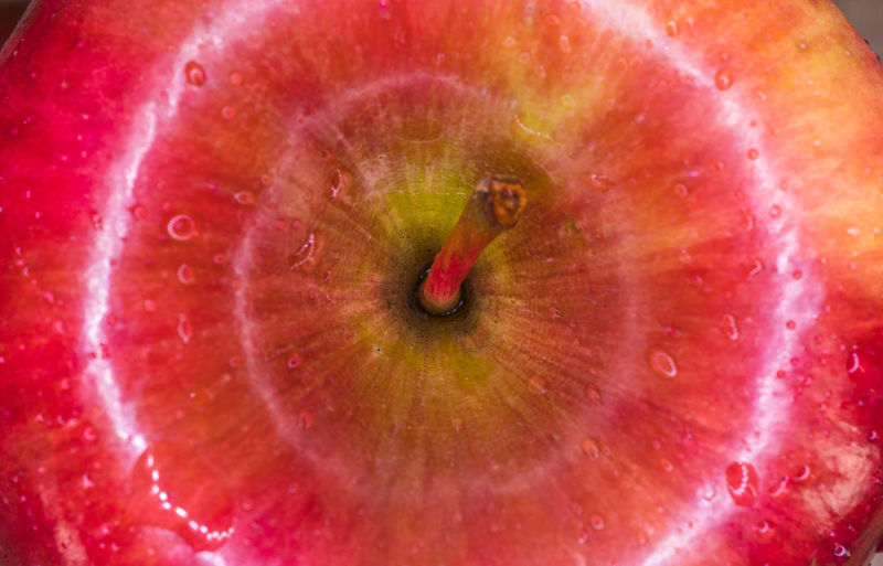 Fruit Red Close-up Healthy Eating Wellbeing Freshness Food And Drink Food Apple - Fruit No People Backgrounds Extreme Close-up Healthy Lifestyle Juicy Full Frame Ripe Organic Nature Antioxidant Macro Snack Purple