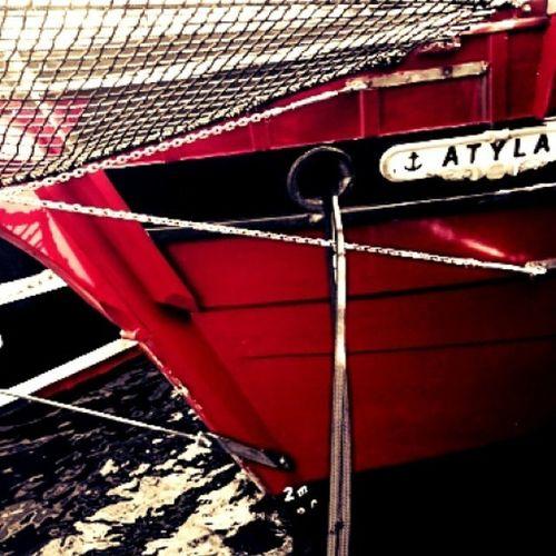 My favourite Tallship Atyla Tallships Tallshipsfalmouth love_Cornwall cornwall coastaliving sailing sailingstagram sail red regata regatta naviclassiche navigare