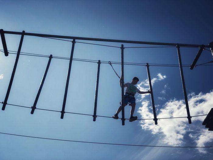 Climbing Sky