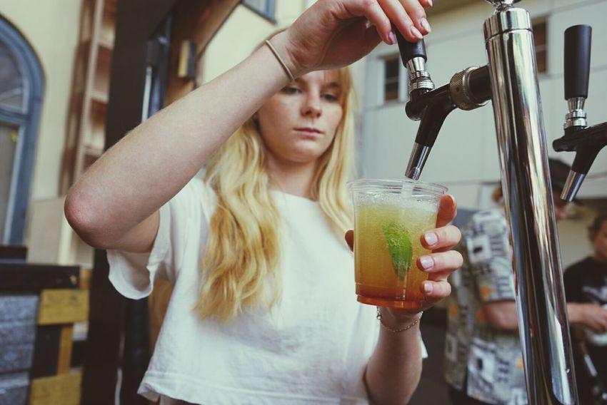 Lemonade on Tap Södermalm Södermalm Stockholm Stockholm Bar The Human Condition WomeninBusiness Woman Who Inspire You Woman
