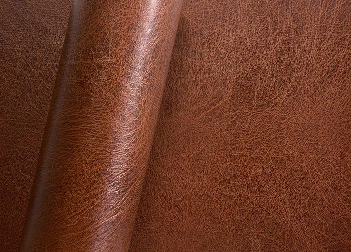 Full frame shot of leather
