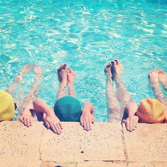 Summer Beach Family Colors