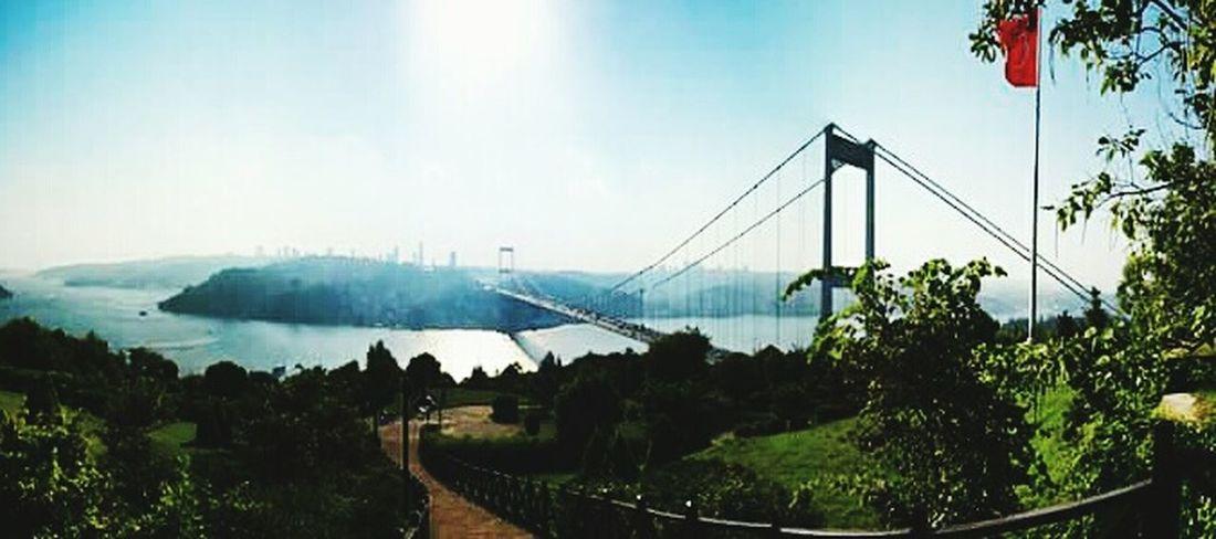 Boğaz Köprüsü Istanbul Turkey Istanbuldayasam Istanbul #turkiye