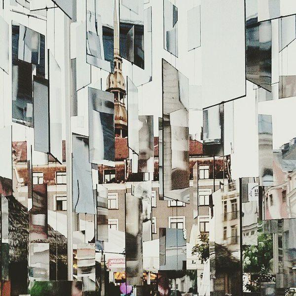 The Architect - 2017 EyeEm Awards Architecture Day Street City PhonePhotography Street Photography Reflection Mirror Riga Latvia