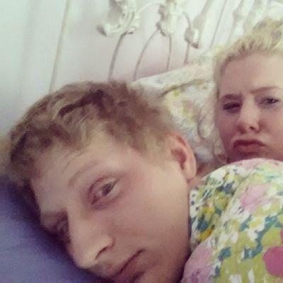 What I wake up to every morning Love Boyfriend AllMine Cuddlesesh