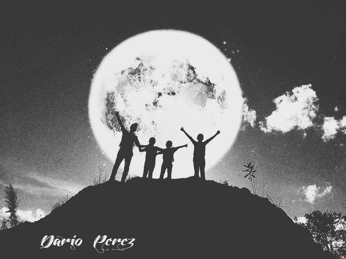 Hermoso❤ Luna Celebration Goodyear Creative Hello World