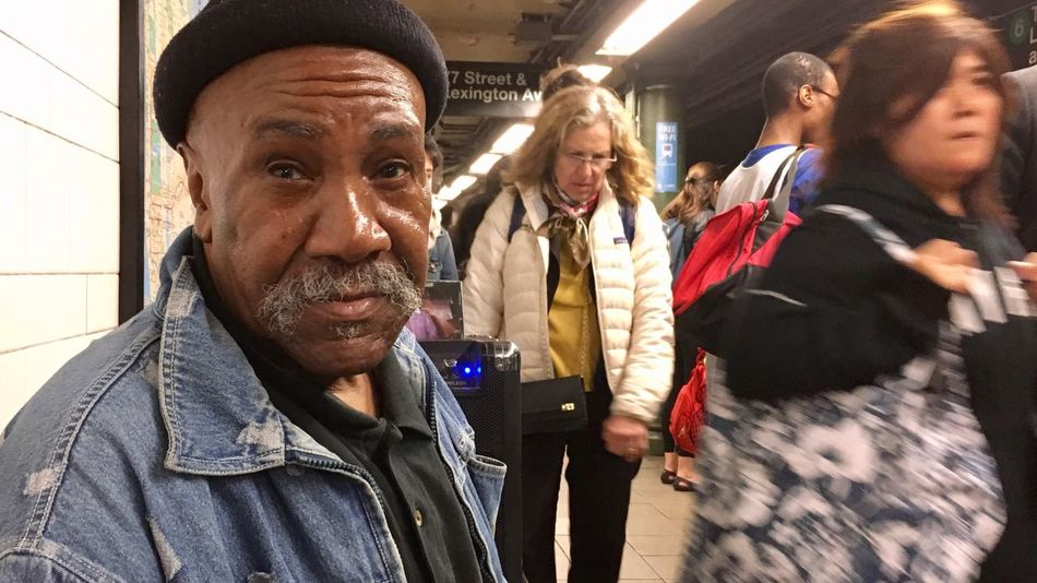 The Portraitist - 2017 EyeEm Awards Real People Transportation Passenger Senior Adult Senior Men Travel Commuter Men Warm Clothing Adult Portrait Young Adult Adults Only People Day Outdoors Close-up Only Men EyeEmNewHere *** the singer ****