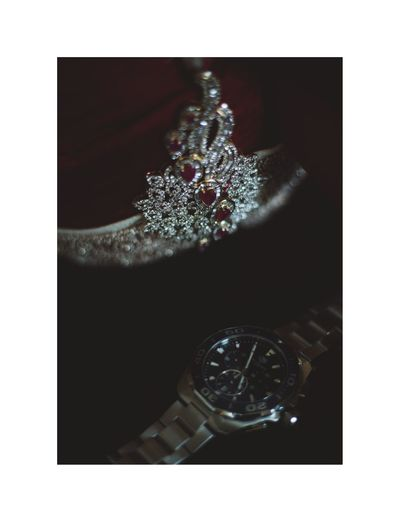 king's crown Crown Indian Wedding Indian Bride Wedding Photography Couple Watch Indian Culture  Tag Heuer Close-up