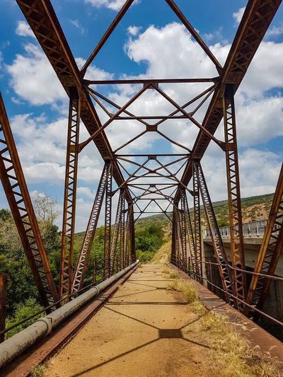 old bridge on
