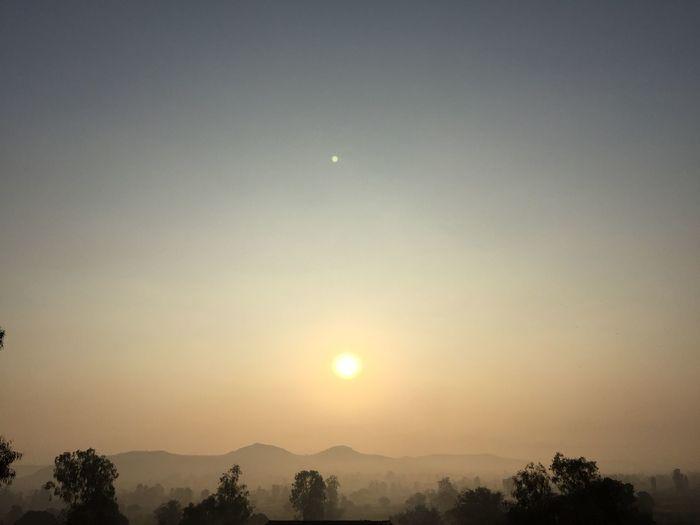 Keep calm and enjoy the sunrise. Sunrise Foggymorning WinterSeason December Bestmonthoftheyear EyeMe Best Shot - Landscape Eyem Best Shots Photooftheday EyemEm Nature Lover