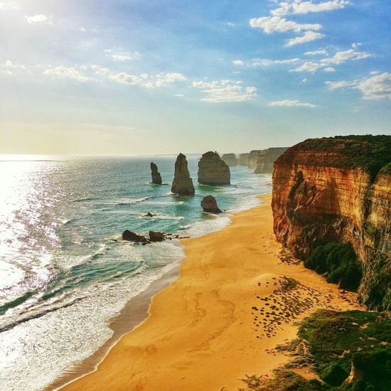 The Twelve Apostles, Great Ocean Road, Melbourne, Australia. Greatoceanroad 12apostles