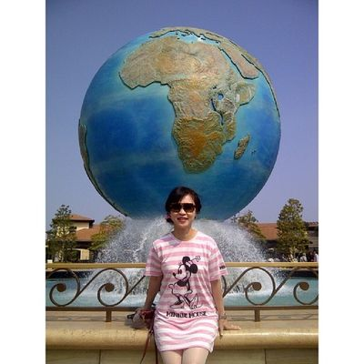 Tokyo Disney Sea 20140424 Tokyo DisneySea Disney Japan Jp Trip Travel world WorldWide Fashion Minnie