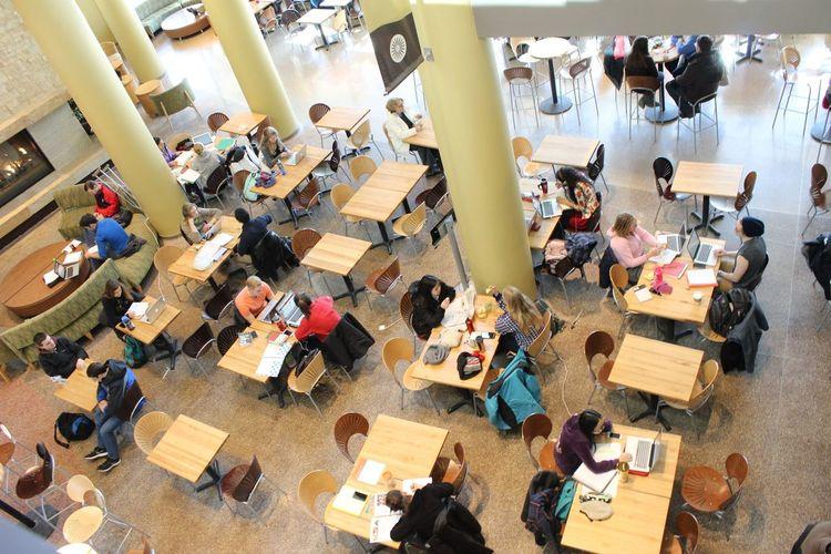 America Arrangement College Focus Occupation S Sitting Study Studyblr UW Madison Wisconsin