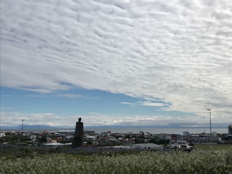 Sky Cloud - Sky Outdoors Sky_collection Sky And Clouds Nature Beauty In Nature Iceland