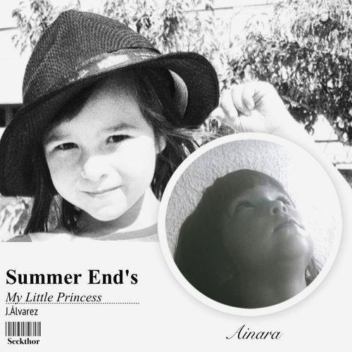El final de nuestro verano llego. Ainara