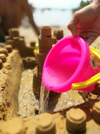 Sandcastles Summer Beach Huawep9