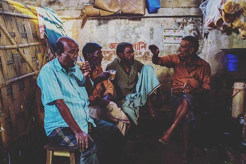 Teastall Street People Streetphotography
